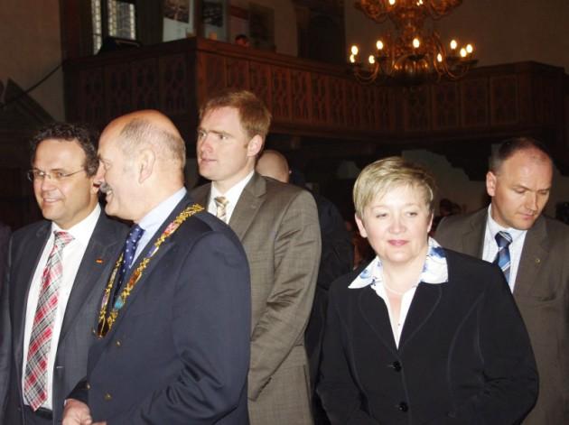 Hans-Peter Friedrich, Hans Schaidinger, Peter Aumer, Brigitta Brunner