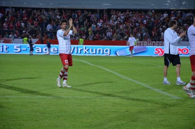 Selcuk Alibaz, Jahn Regensburg, Karlsruher SC