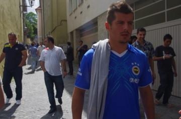 Emre Belözoglu, Emre Belözoğlu, Fenerbahce, Fenerbahçe, Regensburg