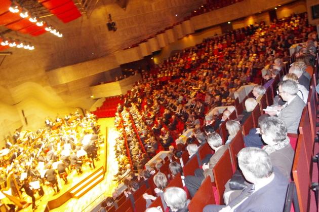 Odeon Concerte, Fazıl Say, Audimax