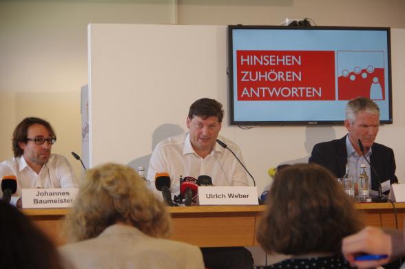 Domspatzen, Ulrich Weber, Johannes Baumeister, Andreas Heintz