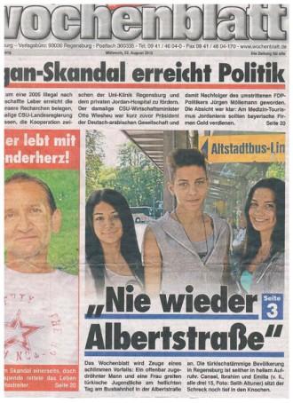 Wochenblatt, Christian Eckl
