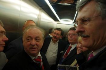 Norbert Hartl, Gerhard Weber, Melih Gökcek