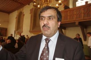 Ali Kizilkaya, Regensburg, İslam Konferansı