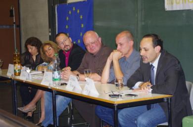 Ismail Ertug, Ece Öztürk Cil, Christian Feiland, Jörg Dehnert, Jochen Zellner