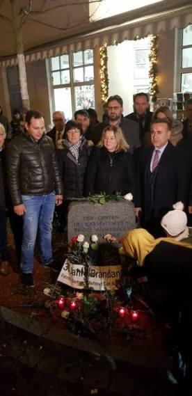 Schwandorf, Habermeier Evi, kundaklma, irkci cinayeti, Can ailesi, Nürnberg Baskonsolosu Yavuz Kül