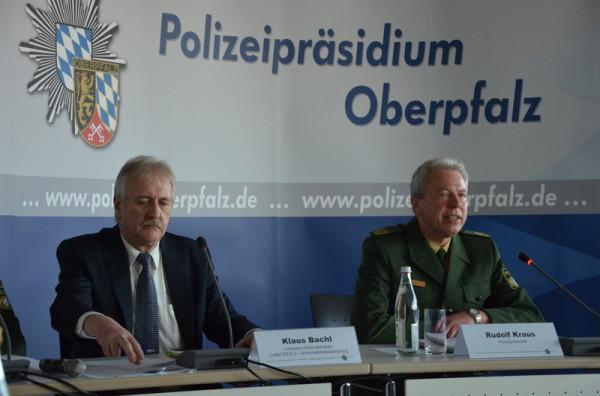 Rudolf Kraus, Klaus Bachl