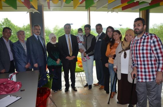 Asip Kaya, Cengiz Hocazade, Bülent Gülmez, Mehmet Kurt