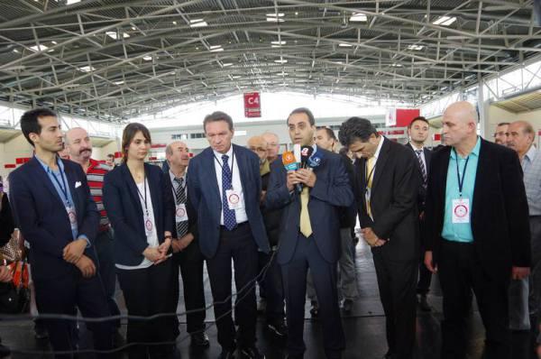 Mehmet Akkoç, Hidayet Eriş, Asip Kaya, Gülbey Kılıç