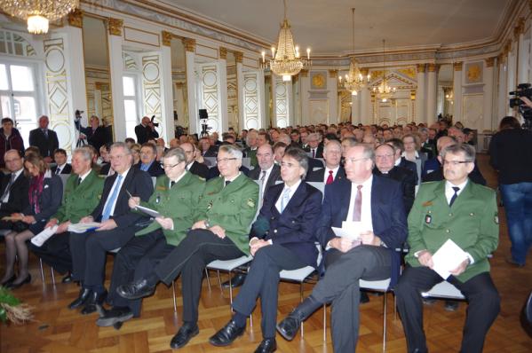 Rudolf Kraus, Joachim Herrmann, Gerold Mahlmeister, Richard Reisinger, Michael Hinrichsen, Axel Bartelt, Albert Füracker, Michael Liegl, Franz Löffler,
